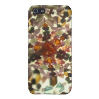 Kaleidescope Bejeweled 04 iPhone 5 Funda