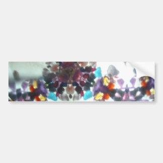 Kaleidescope Bejeweled 10 Pegatina Para Auto