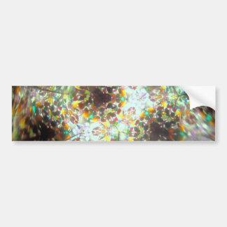 Kaleidescope Bejeweled 16 Pegatina Para Auto