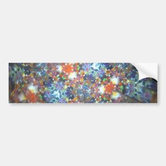 Kaleidescope Bejeweled 17 Pegatina Para Auto