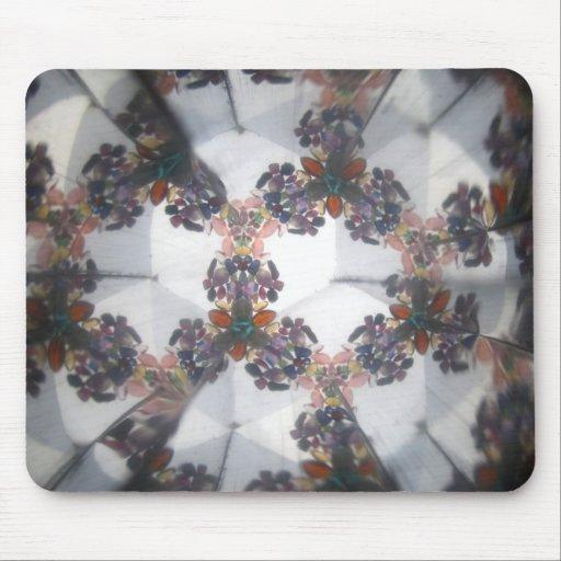 Kaleidescope Bejeweled 19 Alfombrillas De Ratones