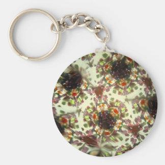 Kaleidescope Bejeweled 29 Llavero Redondo Tipo Pin