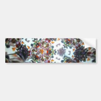 Kaleidescope Bejeweled 34 Pegatina Para Auto