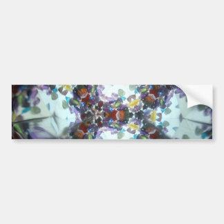 Kaleidescope Bejeweled 35 Pegatina Para Auto