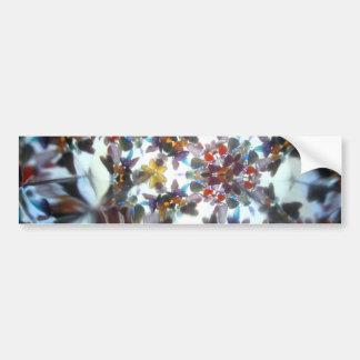 Kaleidescope Bejeweled 40 Pegatina Para Auto
