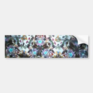 Kaleidescope Bejeweled 51 Pegatina Para Auto