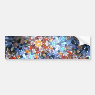 Kaleidescope Bejeweled 52 Pegatina Para Auto