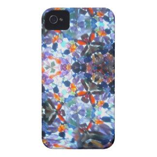 Kaleidescope Bejeweled 53 Case-Mate iPhone 4 Fundas