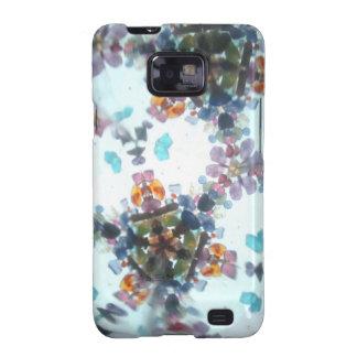 Kaleidescope Bejeweled 54 Samsung Galaxy S2 Carcasa