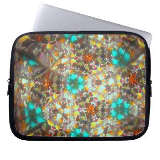Kaleidescope Bejeweled para noviembre Fundas Ordendadores