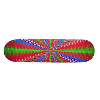Kaleidescope Skateboard