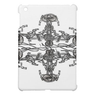 Kaleidescopic Bicycles with Levi G. signature Cover For The iPad Mini