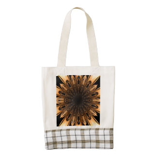 Kaleido Star Zazzle HEART Tote Bag
