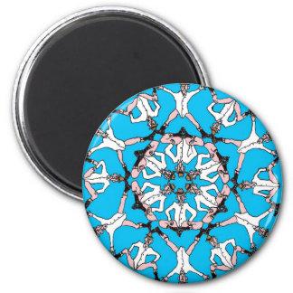 Kaleidoscoot Magnet