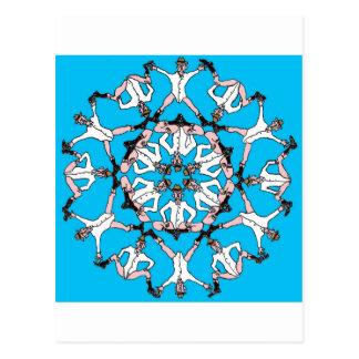 Kaleidoscoot Postcard