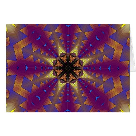 Kaleidoscope109 Card