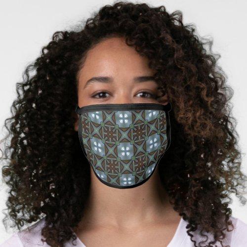 Kaleidoscope 110 face mask