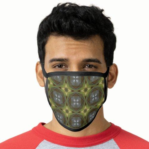 Kaleidoscope 147 face mask