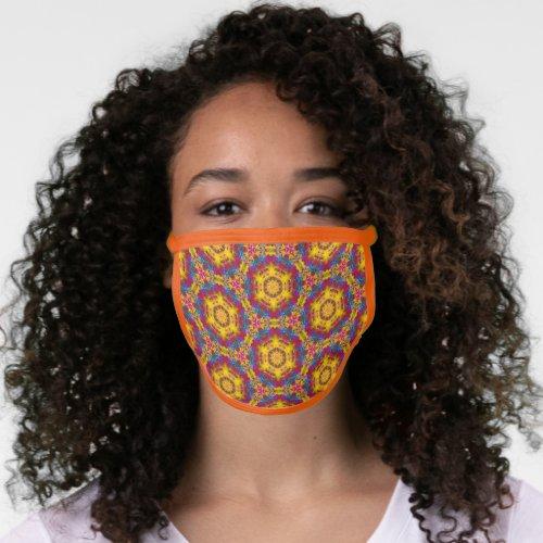 Kaleidoscope 159 face mask