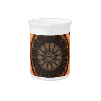 Kaleidoscope 1 beverage pitcher