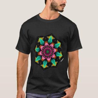 Kaleidoscope 1 T-Shirt - Black