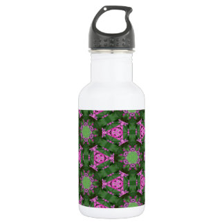 Kaleidoscope 1 water bottle