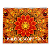Kaleidoscope 2015 calendar