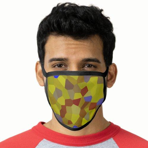 Kaleidoscope 219 face mask