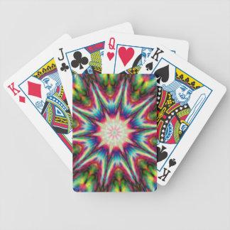 Kaleidoscope #2 Playing Cards