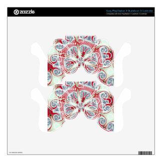 kaleidoscope #3 PS3 controller skins