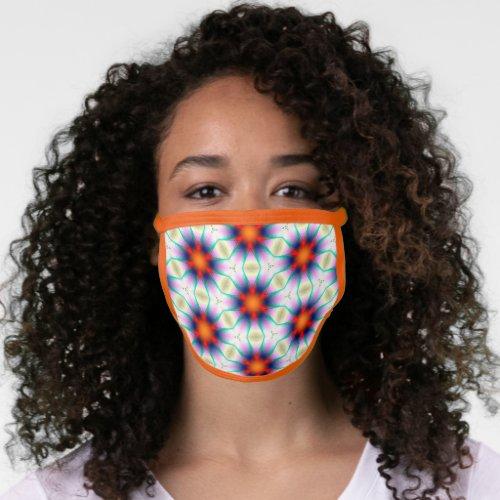 Kaleidoscope 48 face mask