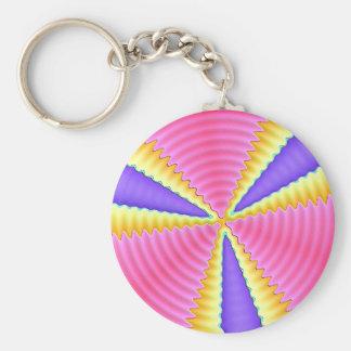 Kaleidoscope 4 - keychain