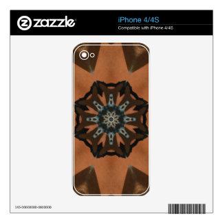 Kaleidoscope 5 iPhone 4 skins