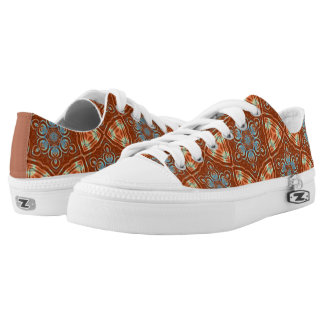 Kaleidoscope 86 printed shoes