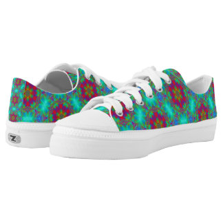 Kaleidoscope 9 printed shoes