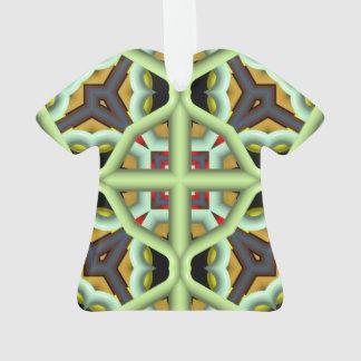 Kaleidoscope Abstract Multicolored Pattern