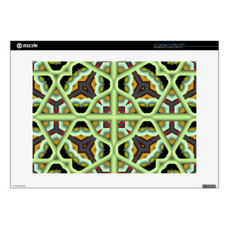 Kaleidoscope Abstract Multicolored Pattern Skins For Laptops