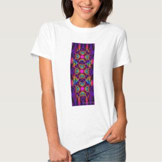 Kaleidoscope Art by CharmaineZoe T-shirts