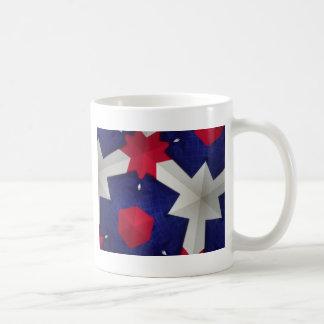 Kaleidoscope Art Coffee Mug
