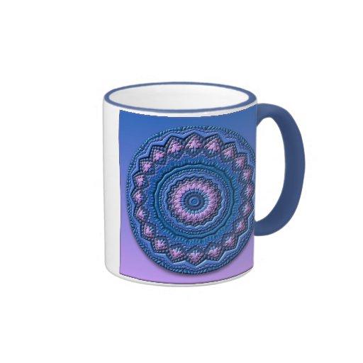 Kaleidoscope Art Mug