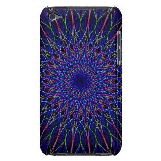 Kaleidoscope Barely There Case For IPod Touch iPod Case-Mate Case