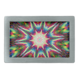 Kaleidoscope Belt Buckle