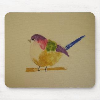 Kaleidoscope Bird Mousepad