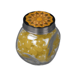 kaleidoscope candy jars and tins glass jars