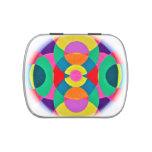 Kaleidoscope Candy Tins
