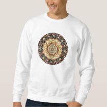 Kaleidoscope Carpet Sweatshirt