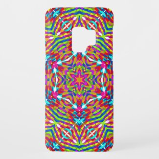 Kaleidoscope Case-Mate Samsung Galaxy S9 Case