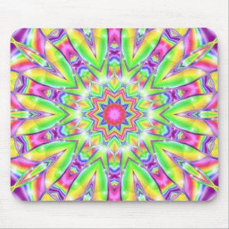 Kaleidoscope Circus Mouse Pad