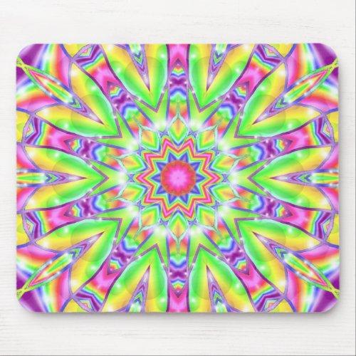 Kaleidoscope Circus mousepad