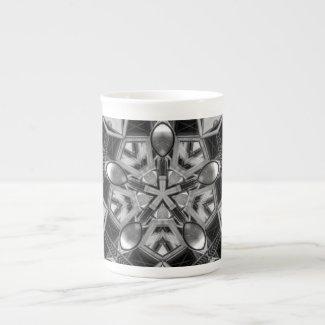 Kaleidoscope Dark Grey